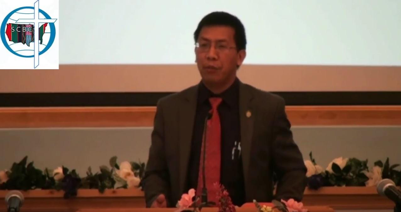 Christ ukna ngam sungah Pathian Ngammite – Rev. Dr. Thuam Cin Khai
