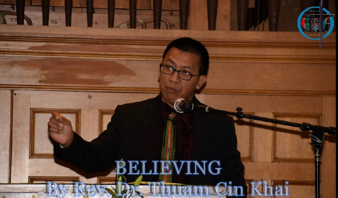 Upna – Rev. Dr. Thuam Cin Khai