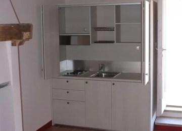 Cucine Componibili A Scomparsa.Cucine A Scomparsa Moderne Mini Cucine Mini Cucina A