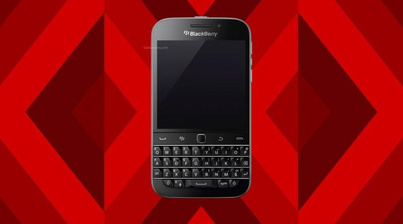 BlackBerry Classic Screen