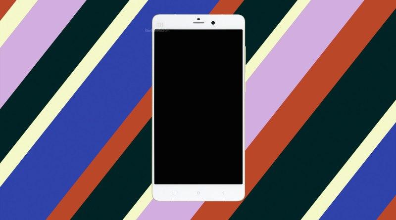 Xiaomi Mi Note Screen