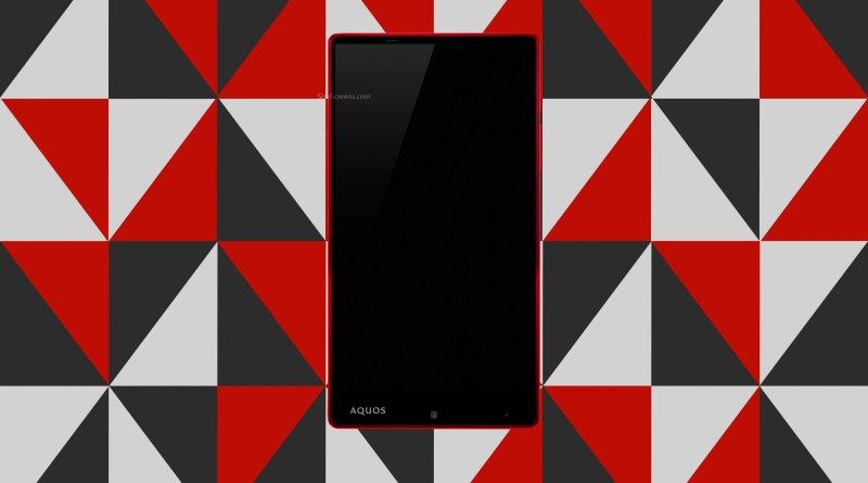 Sharp Aquos Xx Screen