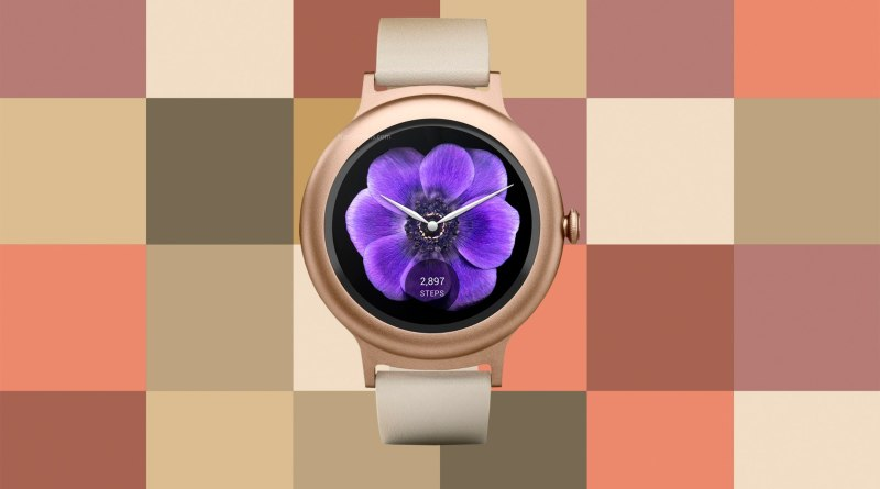 LG Watch Style Screen