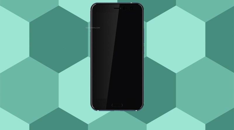 HTC U11 Screen