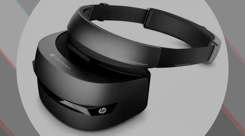 HP Windows Mixed Reality Developer Edition