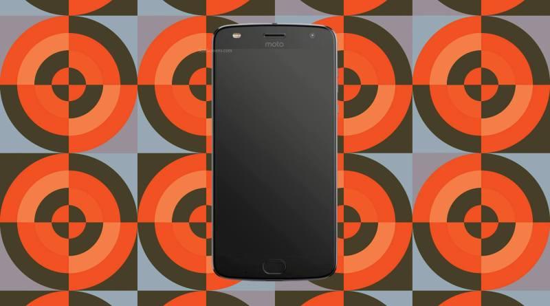 Motorola Moto Z2 Play Screen