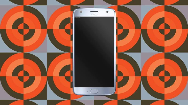 Motorola Moto X4 Screen