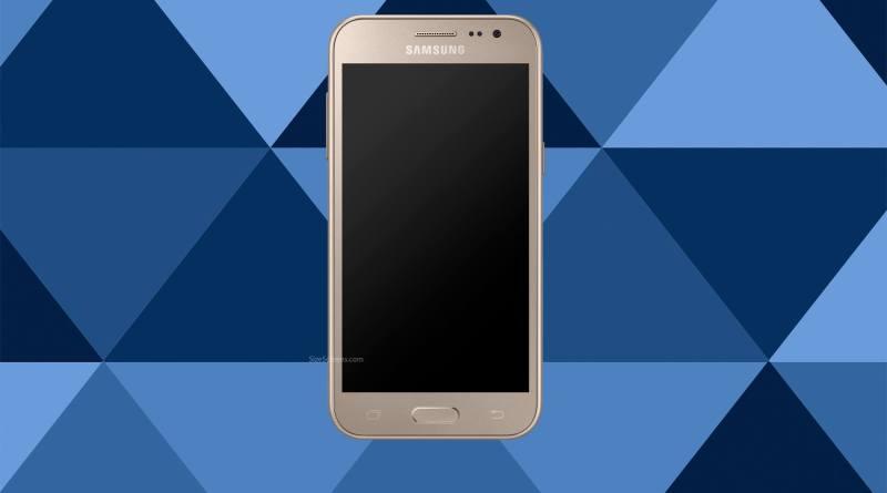 Samsung Galaxy J2 2017 Screen