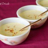 Shahi dry-fruit kheer