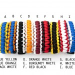 SIZZLE CITY Para-Cord 550 Survival Bracelet