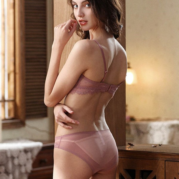 Sizzle Intimates Sexy Bra And Brief Set lingerie