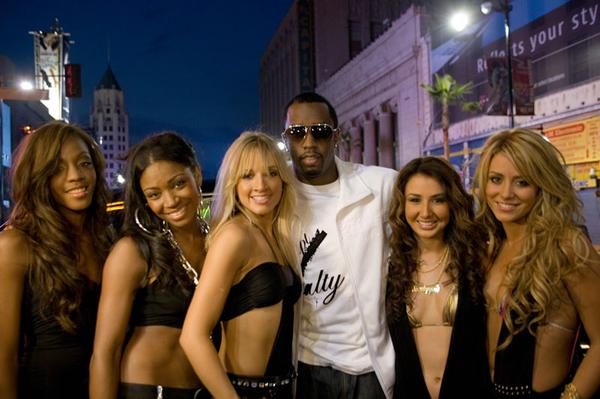 Wonder how Diddy's feeling right about now...