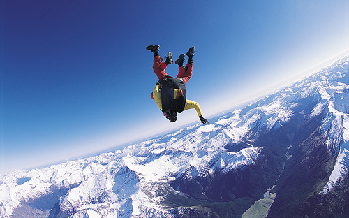 17 Skydiving pictures - 20 Awesome Skydiving Pictures