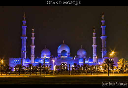 21 Mosques Photography - Showcase of Beautiful Mosques(Masjid) Photography