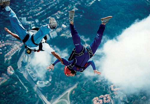 7 Skydiving pictures - 20 Awesome Skydiving Pictures