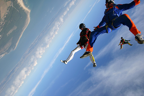 8 Skydiving pictures - 20 Awesome Skydiving Pictures