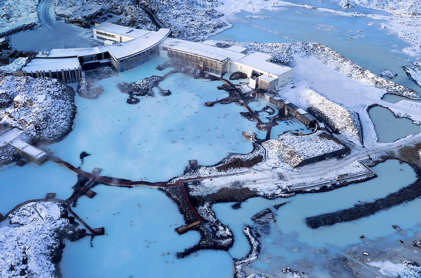blue lagoon iceland - Best Places To Travel In The World