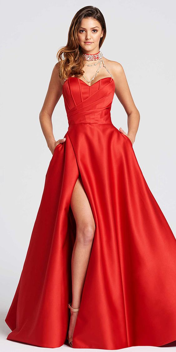 c4da04227df83571f4b5ea61d7ecf0ed 1 - 5 Gorgeous Red Dresses to Wear