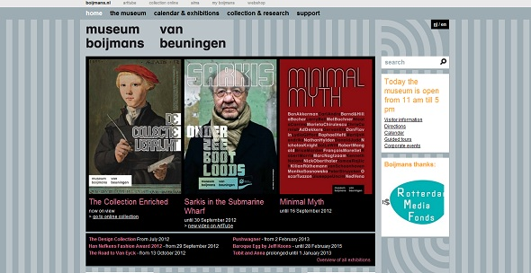 40 boijmans - 40 Best Websites of Museums Quotes For Your Inspiration