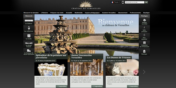 7 chateau versailles - 40 Best Websites of Museums Quotes For Your Inspiration
