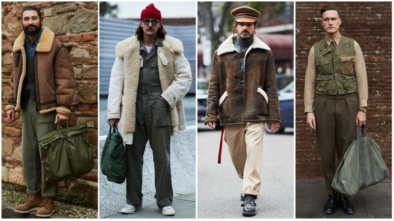 Men's fashion trends