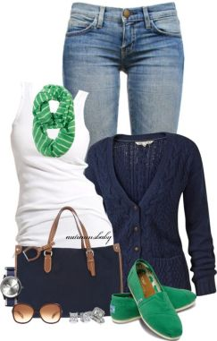 teen outfit 6 - Ten Cute Fall Outfits your closet needs now!