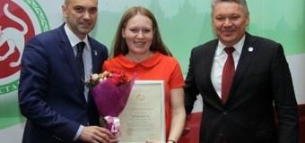 Корреспонденты ИА «Татар-информ» награждены благодарственными письмами Минспорта РТ