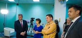 Высокие гости челнинских СМИ