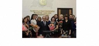Награждены победители конкурса журналистских работ на лучшее освещение темы образования и науки в Республике Татарстан «Классная работа!»