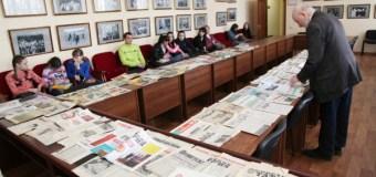 Приглашаем в Музей журналистики на день подлинника