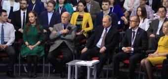 Путин: Объем поддержки СМИ в 2015 году составит 36 млрд рублей