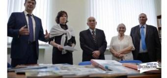 В «Татмедиа» открылась уникальная библиотека