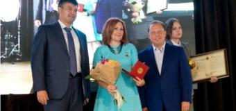 Нижнекамским журналистам вручили государственные награды