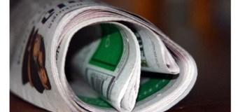 Иркутский губернатор Сергей Левченко против издательского «мусора» и за экономию госсредств