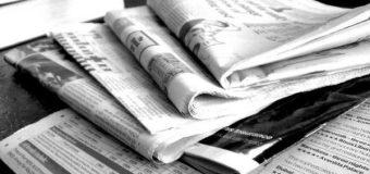 Падение газетных тиражей грозит социальным взрывом