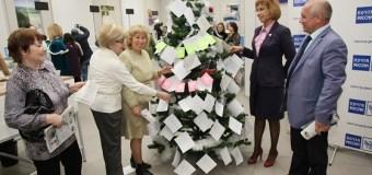Мир не без добрых людей, или Как новогодняя елка превратилась в дерево добра