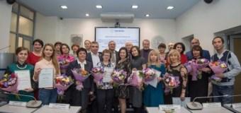В Республиканском агентстве по печати и массовым коммуникациям «Татмедиа» состоялось награждение победителей двух конкурсов