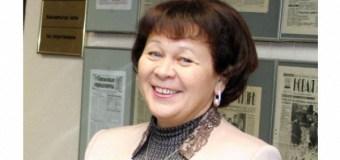 Римма Ратникова: «Казанским ведомостям» — 25! Уже — 25!»