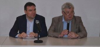 Леонид Левин: «Из человека, с которым Союз журналистов России вел диалог, я стал членом вашей команды»