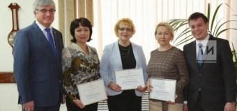 Сотрудники ГТРК «Татарстан» получили профессиональные награды