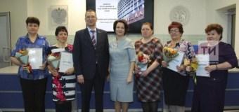 В Казани наградили лучших почтальонов Татарстана