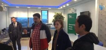 «Татар-информ» посетили аккредитованные МИД РФ журналисты