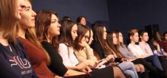В Высшей школе журналистики КФУ прошел фестиваль «Телелестница»