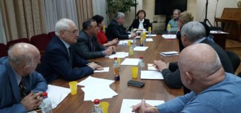 Заседание президиума Союза журналистов РТ