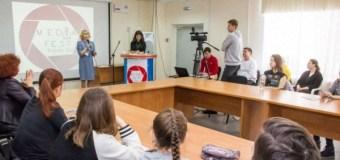 Юную смену журналистов готовят в Зеленодольске