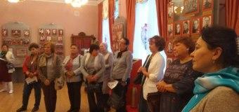 Ветераны корпоративных СМИ посетили музей