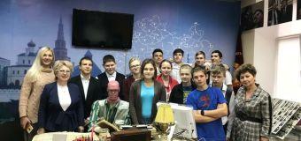 «Знакомство с профессией» — журналист – для школьников Казани