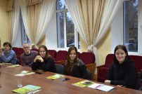 Встреча студентов и ветеранов татарстанского телевидения