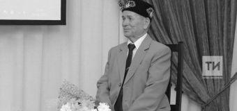 Скончался татарский писатель и журналист Гусман Гумер