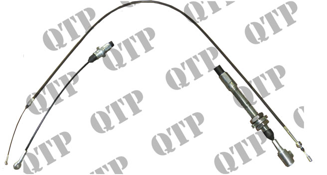42133 Ford New Holland Foot Throttle Cable Ford TS115